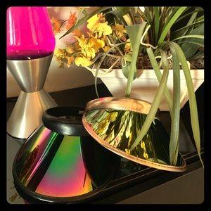 2pc holographic visor bundle